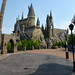 Hogwarts Castle from Spintwitches