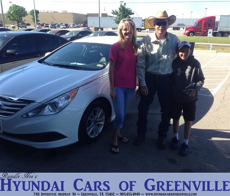 Hyundai Greenville Sc: #HappyAnniversary To Stacy Stroud On Your 2014 #Hyundai #S
