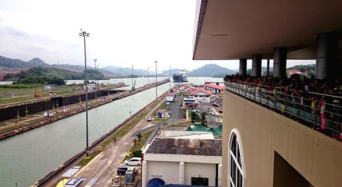 2015 - Panama - City - Canal Ship Approaching I | by SeeJulesTravel