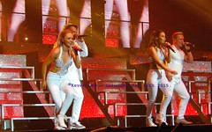 S Club 7 Live ~ At the  O2 In London ~ England ~ Saturday May 16th 2015.