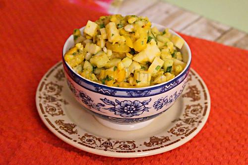 Jicama Mango Salad -edit