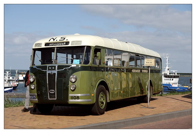 1947 Crossley SD42-1 (De Schelde coachwork)