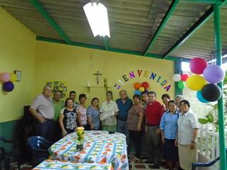 El Salvador - Compartir con los laicos