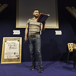 Love Song to Lavender Menace   Playwright James Ley and cast tell the story of Edinburgh's radical LGBT bookshops in this special performance © Robin Mair