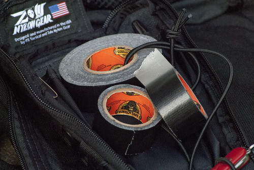 Pack Essentials: Gorilla Tape