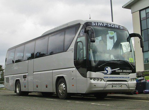KM10 GSM Simpson's Coaches, Rosehearty | by Jonck52648