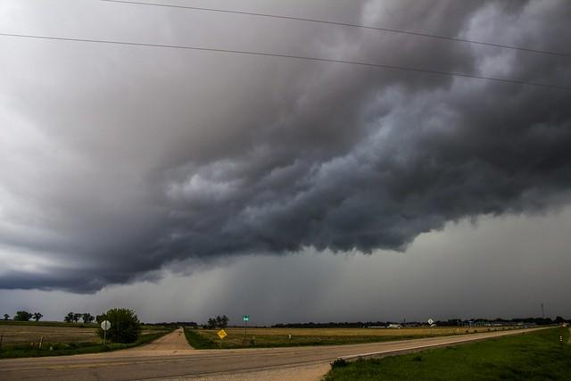 051615 - Non Severe Nebraska Thunderstorms