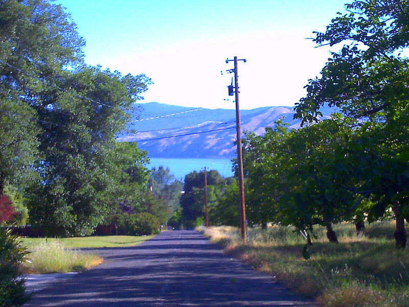 Top of Lakeview Estate Drive