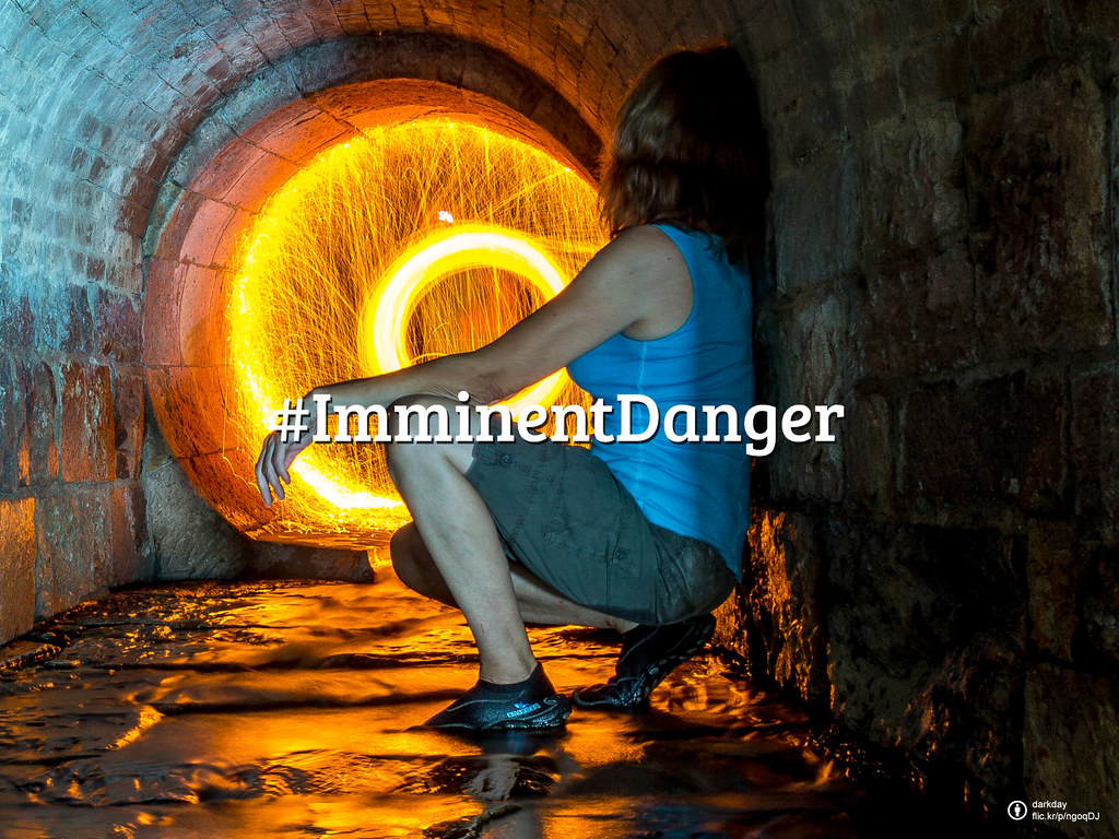 Flickr Friday: #ImminentDanger