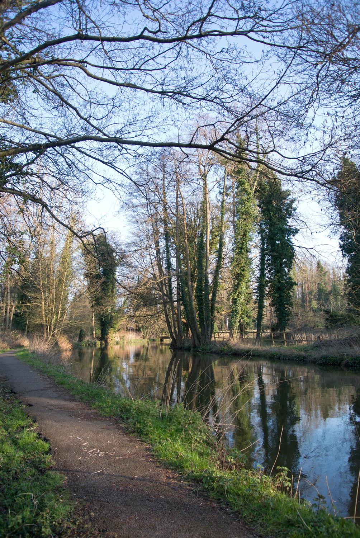 River Wey Wanborough to Godalming