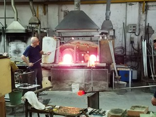 Venice: Murano glass factory | by BarryLincoln