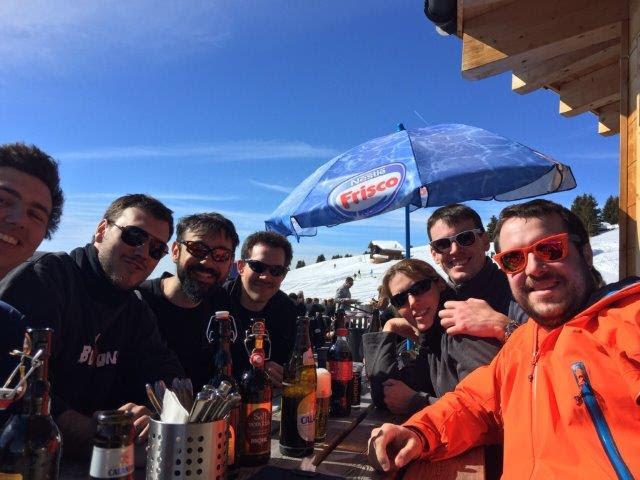 Skiweekend Herren 2015