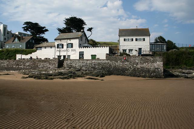 The Pilchard Inn, Burgh Island