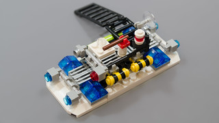 Lego Ghostbusters Ecto-1 Light Mod 10 | by M600