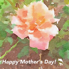 Mother's Day Digital Art