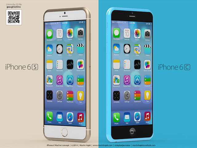 IPhone 6S comes in new color and possibly with sapphire screen