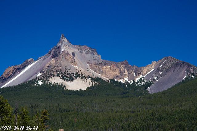 Mt. Thielsen, Oregon