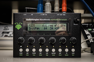 Audiothingies MicroMonsta   by Computer Controlled