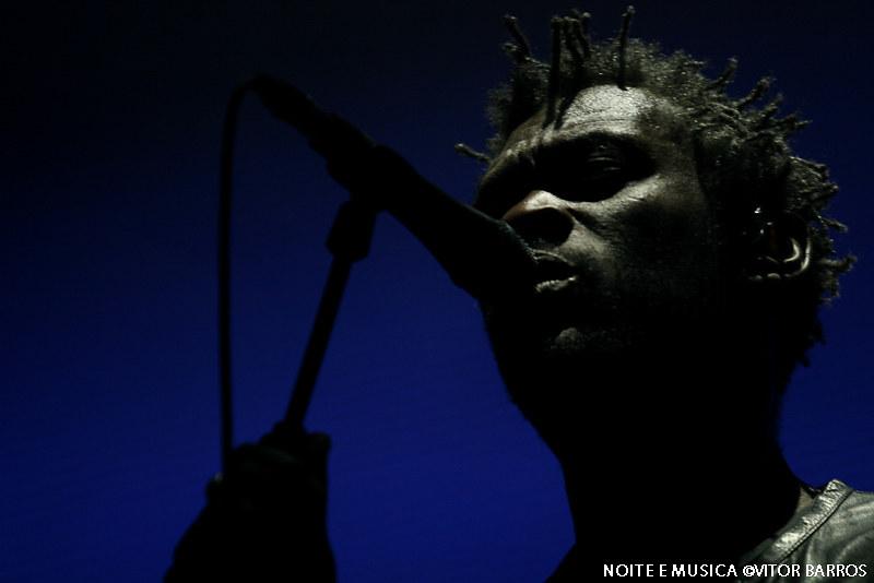 Massive Attack & Young Fathers - Super Bock Super Rock '16