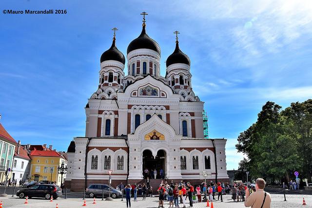 Cattedrale Aleksandr Nevskij