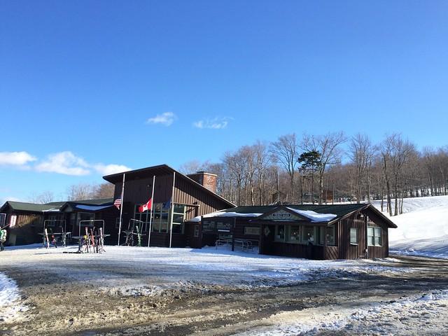 木, 2015-03-12 15:50 - Stowe Mountain Resort