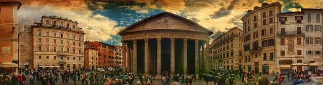 le Pantheon Roma