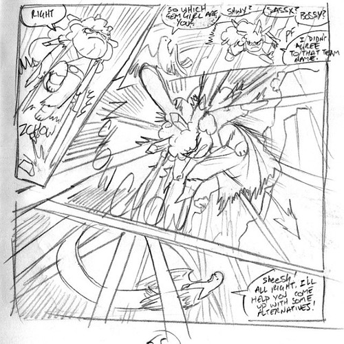 Thumbnails from tonight's @boulderandfleet update. Rube vs Fleet!   #boulderandfleet | by Jerzy Drozd