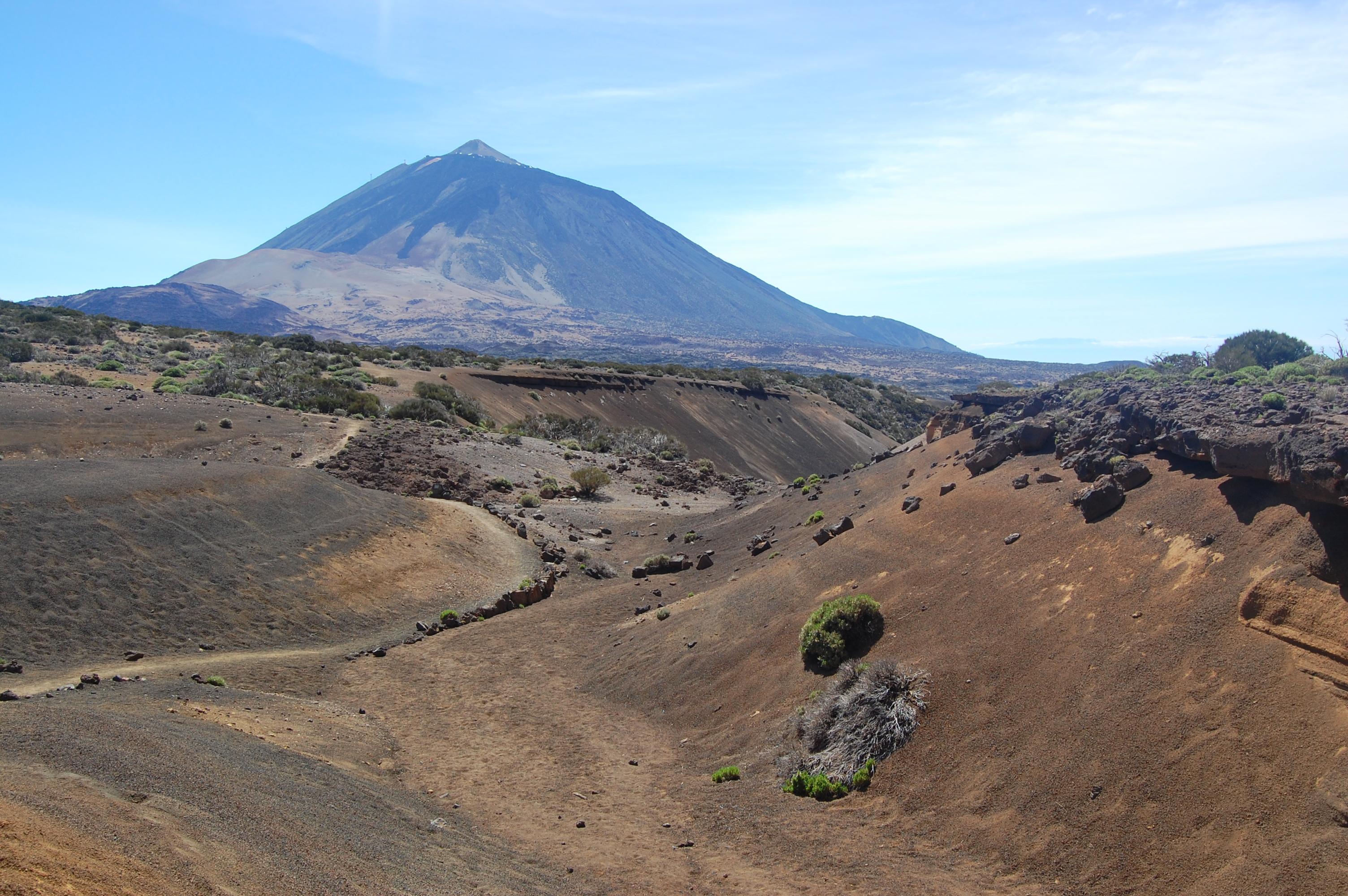 El Teide a Arenas Negras