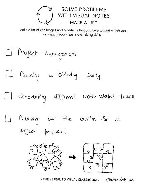 prob solve list