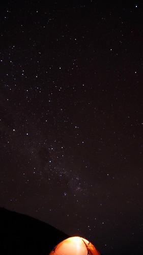 travel camping light camp mountain night landscape star hiking sony gunung eiger traveler milkyway sumbing nex5t