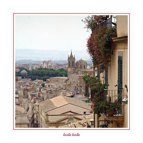italy panorama landscape italia cityscape sicily catania sicilia caltagirone scalinata flightofsteps santamariadelmonte scalinatadisantamariadelmonte jambojambo sonydscrx100