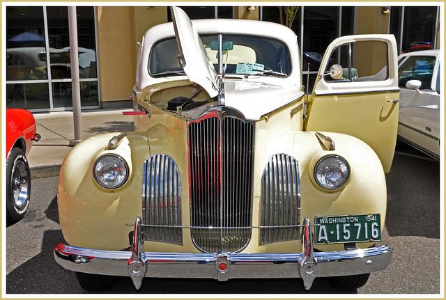 1941 Packard 4 Door Sedan
