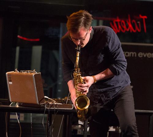 'COSMO Collective' Bernt Isak Wærstad, Alex Hofmann NIME 2016 | by johnrobertferguson