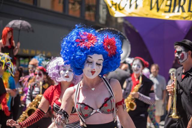 How Weird Street Faire 2015: larrup sugariness