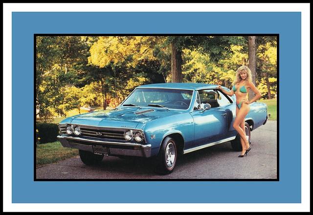 '67 Chevrolet Chevelle SS Show Car, 1990