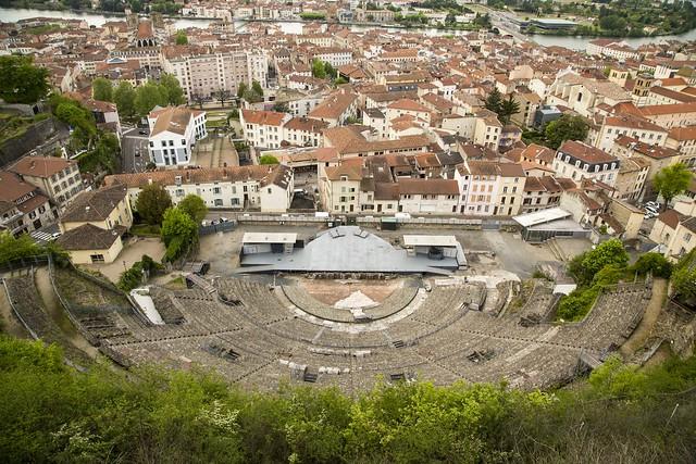 Roman Amphitheater, Vienne, France