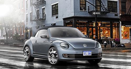 2015 VW Beetle Convertible Denim - 01 | by Az online magazin