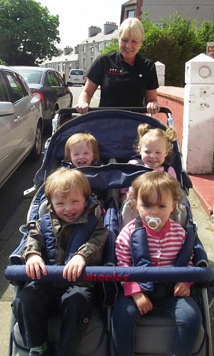 Look at us in Nursery Today!