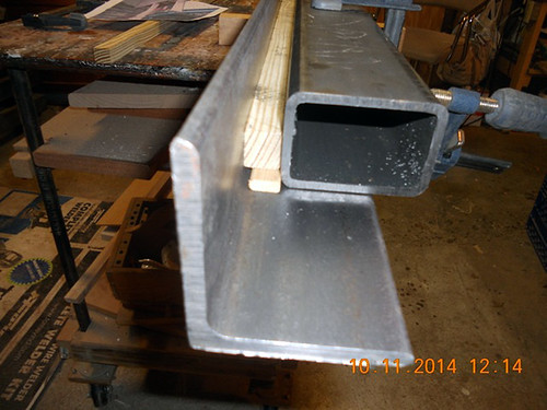 Hank Kennedy table saw project - diy guide rails 01 | by VerySuperCool TOOLS