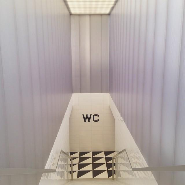 WC AT BAR LUCE