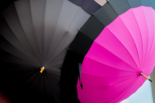 Umbrellas | by drufisher