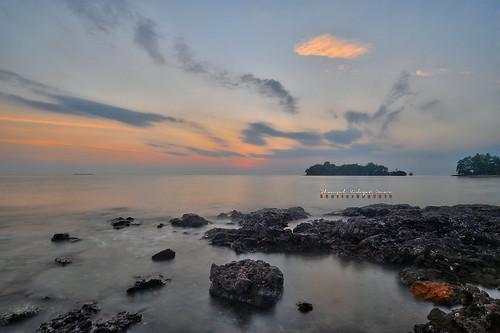 sunset tourism beach landscape photography high interesting nikon scenery dynamic shoreline places scene malaysia omar range hdr pulau melaka d3 balak hidayat greatphotographers shamsul pengkalan konek photoengine oloneo