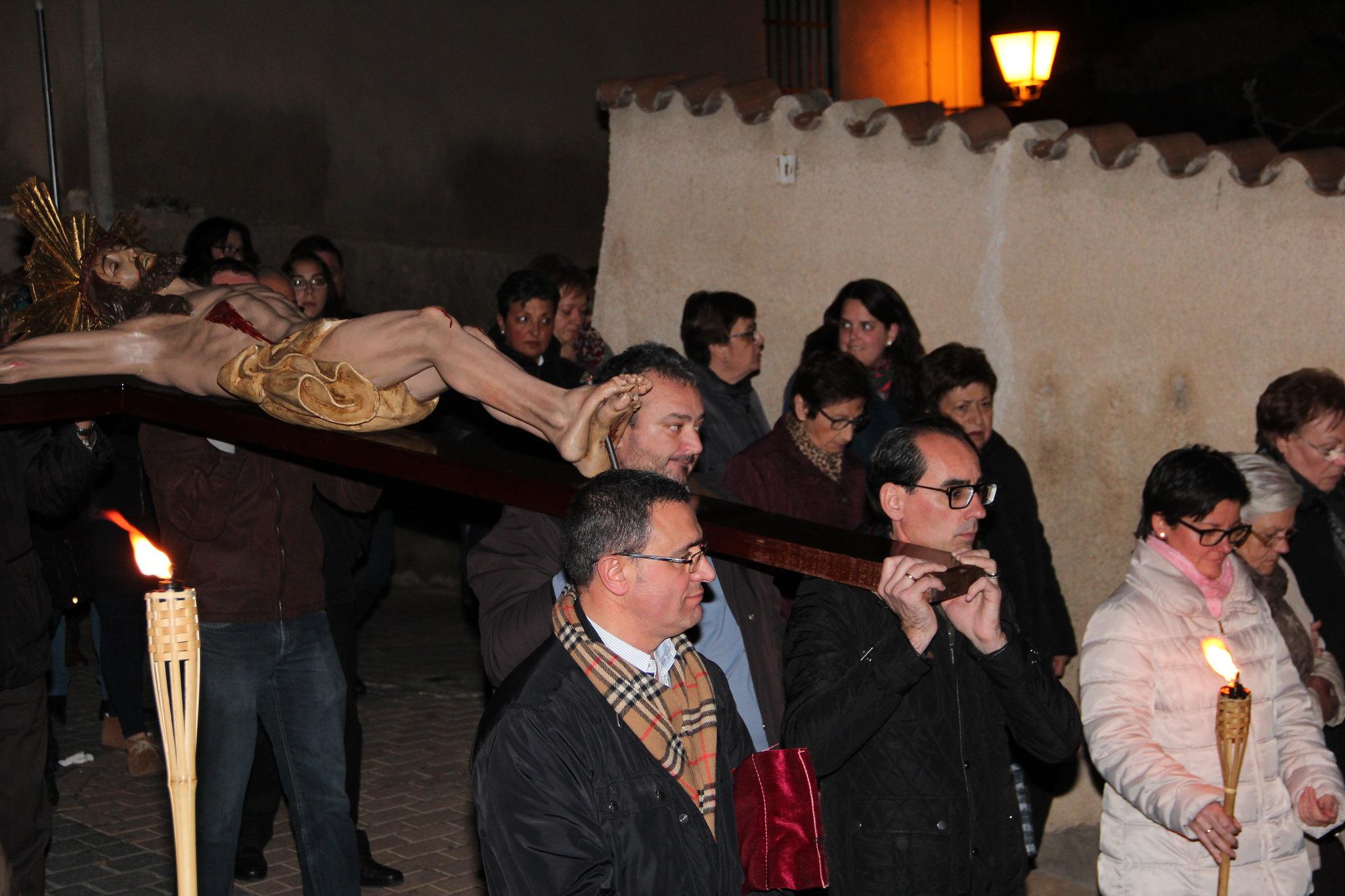 (2016-03-18) - VII Vía Crucis nocturno - Antonio José Verdú Navarro (018)