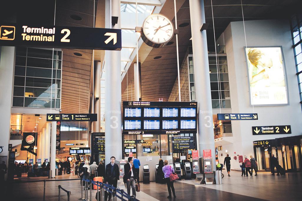 【北歐自助旅行】Day 2(丹麥 / 送信來哥本哈根)