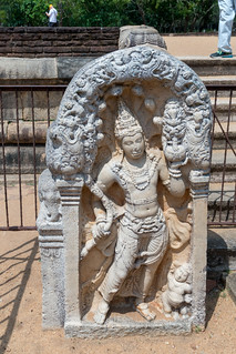 Ratnaprasada Guard Stone   by seghal1
