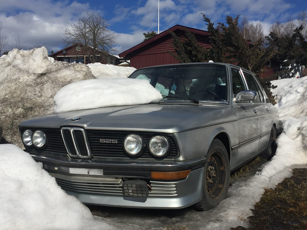 Bmw 525 E12 Or E28 Im Not Sure Andreas Flickr