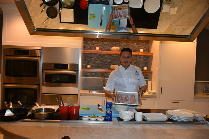03-27-18  Photos Ritz Cooking Studio Lionfish  3