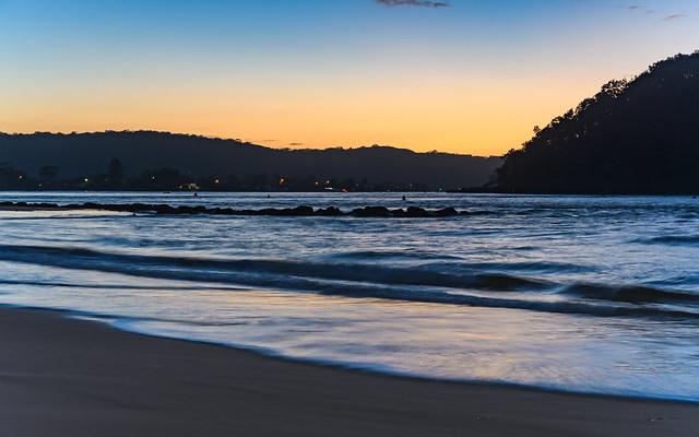 Daybreak Seascape