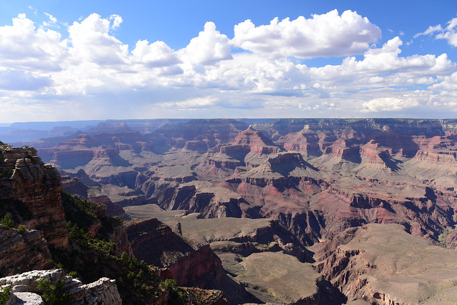 Grand Canyon, Arizona, US August 2017 457