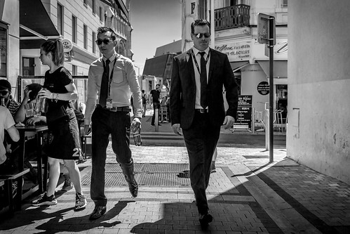 Cannes Film Fetival 2018 #2 - Men in Black [Explored] | by _Franck Michel_
